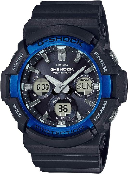 Orologio casio g-shock orologio analogico - digitale, uomo GAW-100B-1A2ER
