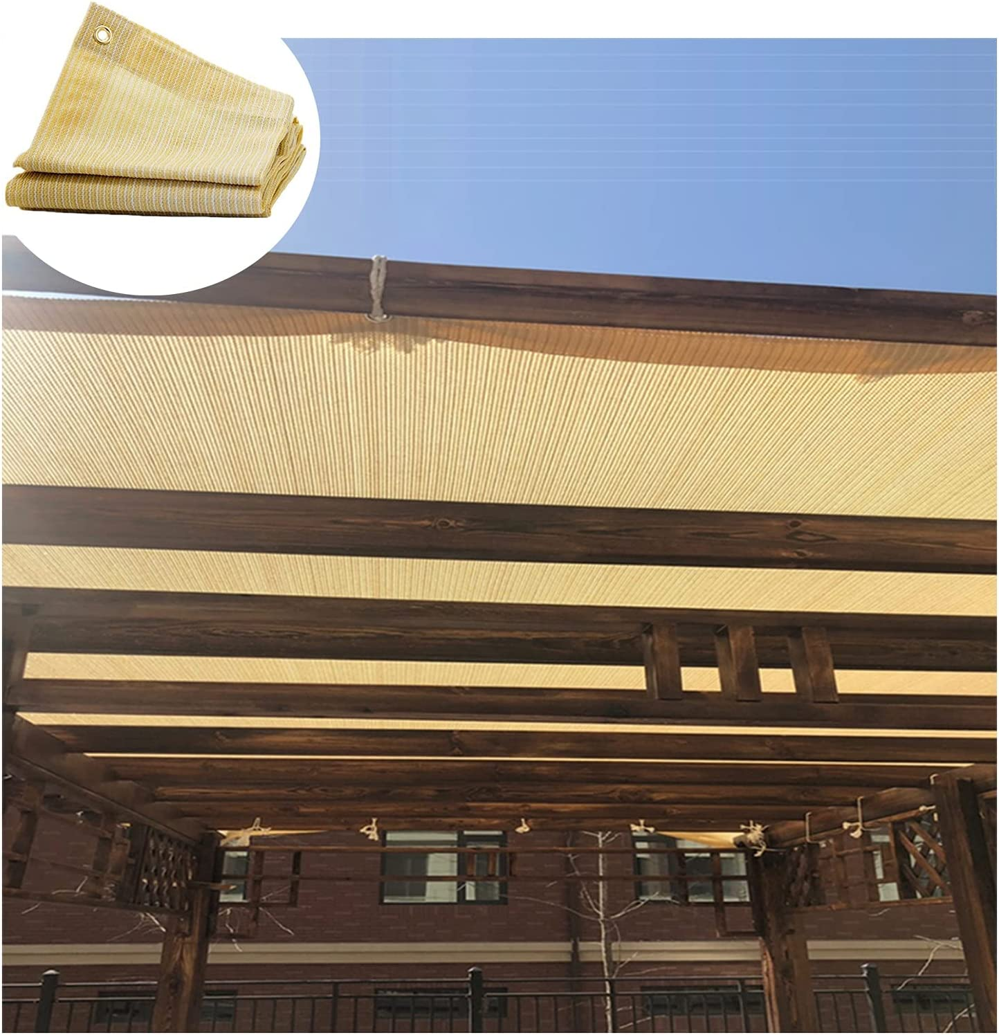 GZHENH OFFicial shop Shade Cloth Pergola Cover Canopy Sunblock H Department store Patio