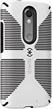 Speck Products 73457-1909 CandyShell Grip Case for Motorola Droid Turbo 2, White/Black