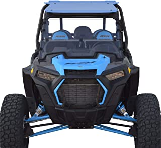 2019 Polaris RZR XP / XP4 1000 / Turbo Full Folding Windshield - SCRATCH RESISTANT - True Full to Half windshield. Easy on/Easy off. Full, Half or Off in minutes! - Hard CoatMade in America!