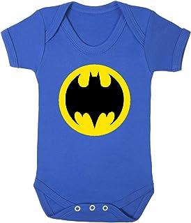 Acen Merchandise Batman - Baby Bodys/Strampler Romper Onesie Unisex 100% Baumwolle