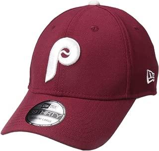 maroon phillies hat