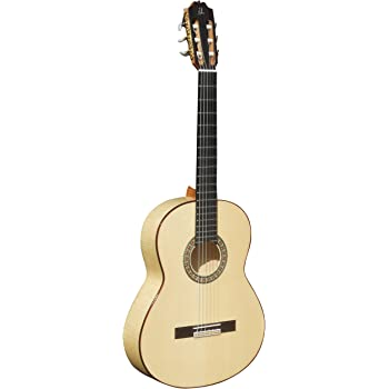 Alhambra 3F Flamenco Pure Guitarra Española Clasica: Amazon.es ...