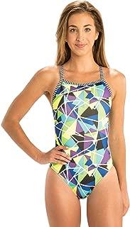 Dolfin Women's Uglies V-2 Back One Piece Swimsuit