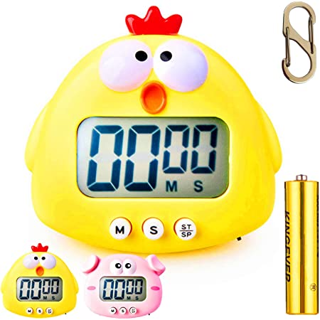 Cooking Kitchen Baking Electronic Timer Dedicated Oven Countdown Large Screen