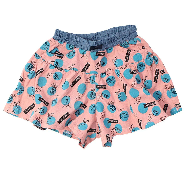 (エフオーキッズ)F.O.KIDS デイリー女児パンツ:ズボン/ショートパンツ/ショーパン