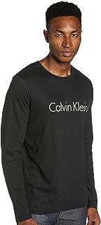 Calvin Klein mens L/S Crew Neck T-Shirt