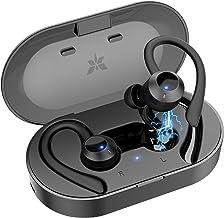 Axloie Bluetooth Kopfhörer Sport IPX7 Wasserdicht Sport Kopfhörer kabellose In Ear 25..