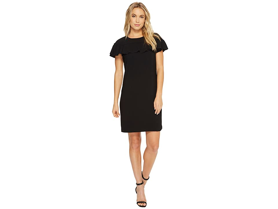 Trina Turk Splash Dress (Black) Women