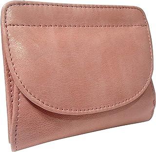 [ライズオンフリーク] 二つ折り 財布 ミニウォレット ボックス型 コインケース ミニ財布 小銭入れ JW-45