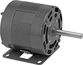 Fasco D1006 4.4 Frame Open Ventilated Shaded Pole OEM Replacement Motor with Sleeve Bearing and Rigid Base Mount, 1/4HP, 1...