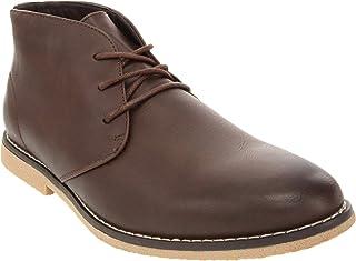 حذاء London Fog للرجال Broadstreet Chukka