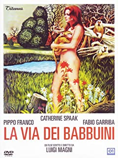 La Via Dei Babbuini 1974  Italian ITALIAN LANGUAGE ONLY  2011