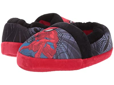 Favorite Characters Spider Mantm A-Line Slipper SPF255 (Toddler/Little Kid) (Red) Boy
