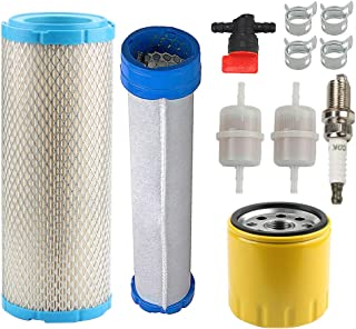 Milttor 25 083 01-S 25 083 04-S Air & Pre Filter 52 050 02-S1 Oil Filter Fit Kohler CH18-CH26, CV16-CV26, CH730-CH750, CV740, CV745, LH640, LH685, LH690 for 16 HP Thru 26 HP Engines