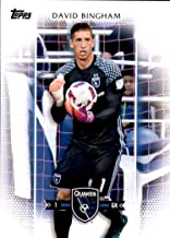 2017 Topps MLS #98 David Bingham