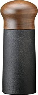 Skeppshult Cast Iron and Walnut Pepper Mill, 6 Inch