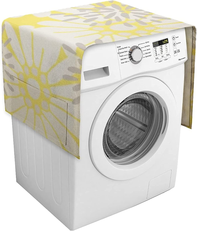 Multi-Purpose San Antonio Mall Washing Machine Covers Protector Washer Appliance 5% OFF