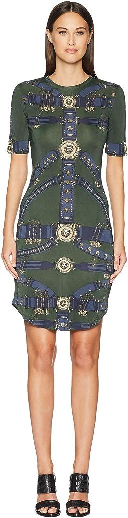 Abito Donna Jersey Dress