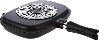 TEFAL Non-Stick Double Sided Frying Pan Easy Cooking, Black, Aluminium, A6339084