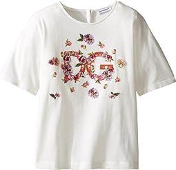 Mambo Logo T-Shirt (Toddler/Little Kids)