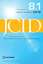 The Journal of the Christian Institute on Disability 8.1 (JCID 8.1) (JCID – Journal of the Christian Institute on Disability)