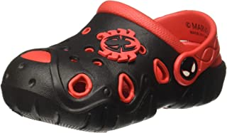 Spiderman by Kidsville Red Color Boy's Moulded Sandal Outdoor