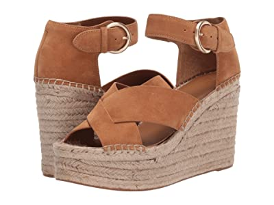 Marc Fisher LTD Amari (Medium Natural Suede) Women