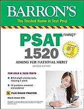 Barron's PSAT/NMSQT 1520 with Online Test (Barron's Test Prep)