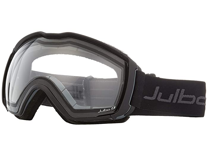 Airflux Black/Black with Spectron 0 Clear Lens