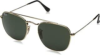 Women's Square Aviator Sunglasses