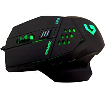 GAMMEC MOGP02 Mouse Gaming, GP 2, 6 Tasti Programmabile