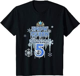 Best frozen 5th birthday shirt Reviews