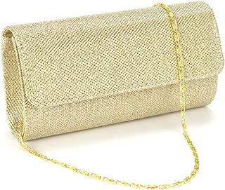 Womens Evening Wedding Party Small Clutch Bag Prom Shoulder Chain Handbag Tote