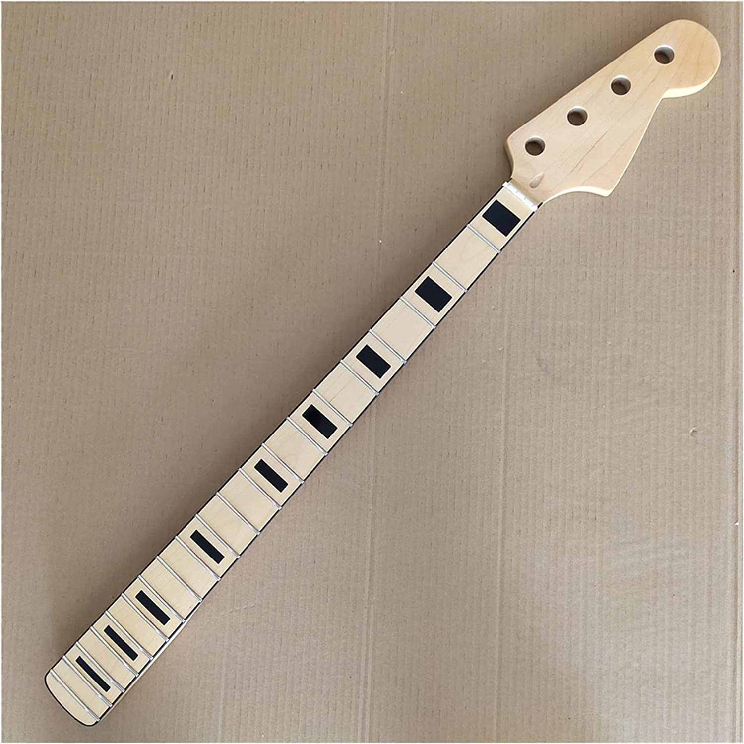 GaYouny Max Cheap super special price 87% OFF Guitar Neck Gloss Maple Part Bass 4 20 Frets