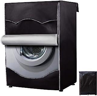 Cubierta de lavadora/secadora, se adapta a la mayoría de máquinas de carga frontal de 4 – 4.5 pies cúbicos, cubierta en 4 ...