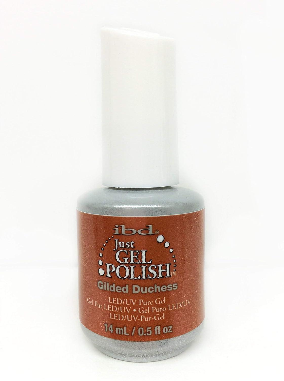 ibd Just Gel Nail Polish - Gilded Duchess - 14ml / 0.5oz