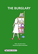 The Burglary: PageTurners Series 9