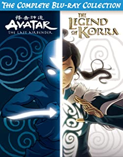 Avatar & Legend of Korra Complete Series Collection