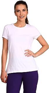 Jockey Women's Plain T-Shirt