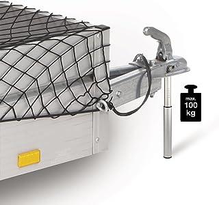 Unitec 10038 - Báscula de carga (100 kg, aluminio)