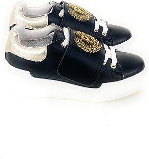 Pollini Sneakers Donna (Nero, 39)