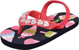 FLIPSIDE Kids Diamonds Pink Slippers