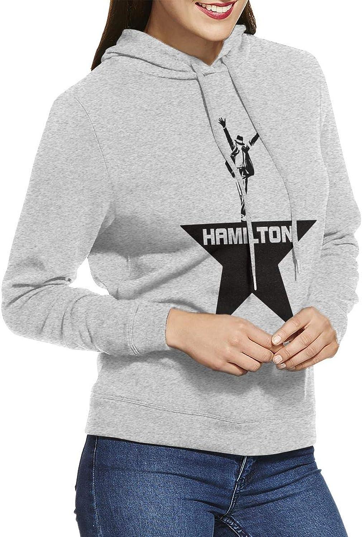 LIALUER Musicals Hamilton Women's Hoodies