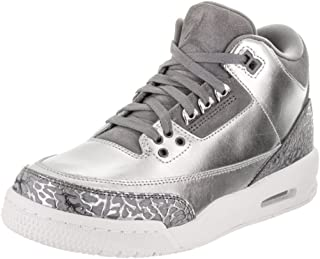 more photos 3e7c6 9c71b Nike Air Jordan 3 Retro Prem HC, Chaussures de Basketball garçon