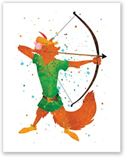 robin hood pictures to print