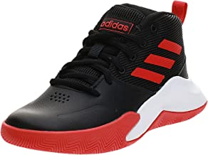 adidas Own the Game Wide Sneakers for Unisex - - Size