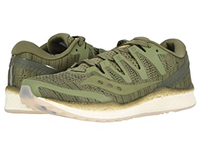 Saucony Freedom ISO2 (Olive Shade) Men