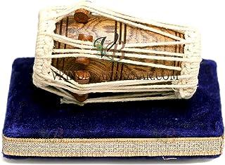 VRINDAVANBAZAAR.COM Miniature Mridangam/ Dholak for Decoration only