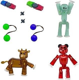 Combo Pack: Thumbchucks & Stikbot